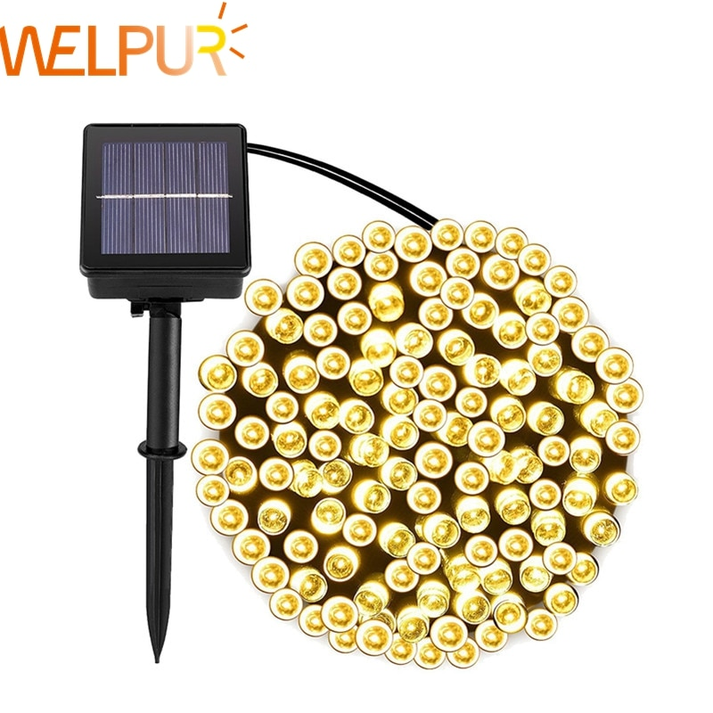 Solar-String-Lamps-For-Garden-Waterproof-Outdoor-Lighting-5M-7M-12M-22M-6V-Christmas-Xmas-Holiday